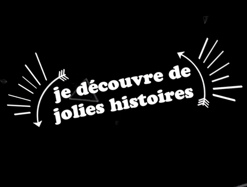 DE JOLIES HISTOIRES