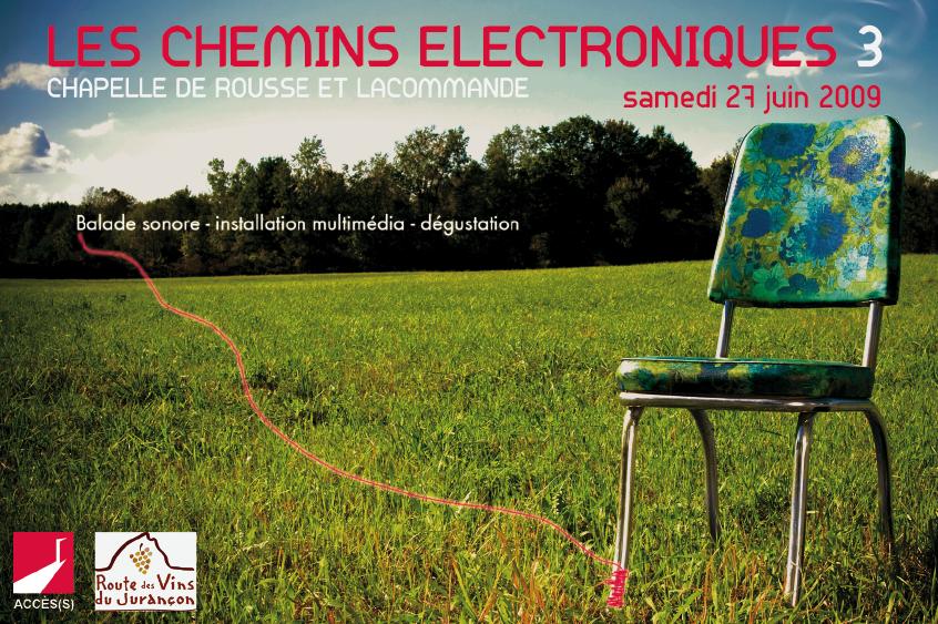 CHEMINS ELECTRONIQUES